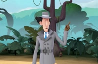 انیمیشن سریالی کارآگاه گجت ق32-دوبله فارسی Inspector Gadget 2015