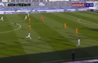 خلاصه مسابقه فوتبال رئال مادرید 2 - والنسیا 0