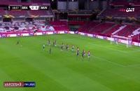 خلاصه مسابقه فوتبال گرانادا 0 - منچستریونایتد 2