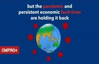 نرخ رشد اقتصادی جهان و ایران