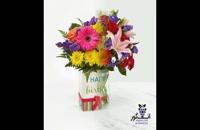 ارسال گل طبیعی به امریکا