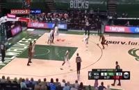 خلاصه بازی بسکتبال میامی هیت - میلواکی باکس