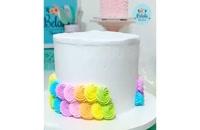 13 مدل و ایده هنری برای تزئین کیک