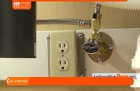 تعمیر ظرفشویی - تعویض آرماتور و اتصالات سیلندر ماشین ظرفشویی