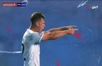 یاشوا کیمیش برترین مدافع لیگ قهرمانان اروپا 2019/20