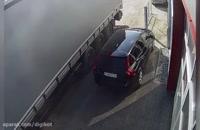 حوادث خطرناک در جاده