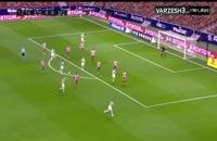 خلاصه بازی فوتبال اتلتیکو مادرید 2 - رئال بتیس 0