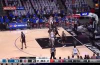 خلاصه بازی بسکتبال دالاس ماوریکس -لس آنجلس کلیپرز