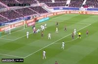 خلاصه بازی فوتبال بارسلونا 1 - رئال مادرید 3