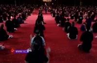 استقبال گرم عزاداران حسینی (ع)