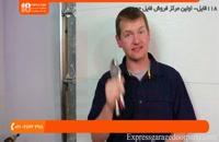 آموزش نصب کرکره برقی - نحوه تبدیل فنر تکی به فنر جفتی