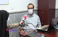 موکبی برای درمان بیماران در آستانه اربعین