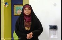 خانم حسینی آموزش تهیه سوپ جو با قارچ کرم قارچ