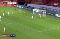 خلاصه بازی هلند - لهستان در لیگ ملتهای اروپا