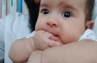 ????Mi hija cumpliendo 90 días, que Dios les de a todos un angelita hermosa