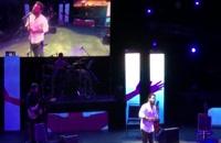 کنسرت لایو ترانه زیبای ایران از گروه چارتا