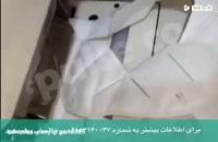 فروش دستگاه مخصوص قالب زنی و دوخت بدنه ماسک n95