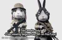 تریلر انیمیشن خرگوش تک تیرانداز Cat Shit One 2010