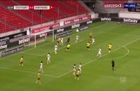 خلاصه مسابقه فوتبال اشتوتگارت 2 - دورتموند 3