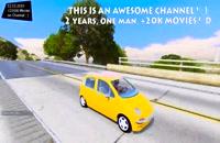 خودرو Daewoo Matiz برای GTA V