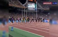 5 قهرمانی در دو 100 متر