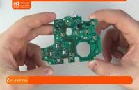 آموزش تعمیر ایکس باکس   تعمیر کنسول بازی   آموزش بستن مجدد کنترلر ایکس باکس