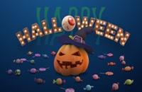 استوری تبریک هالووین
