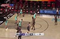 خلاصه بازی بسکتبال بروکلین نتس - شارلوت هورنتس