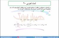 جلسه 59 فیزیک یازدهم - پتانسیل الکتریکی 7 و تست رتجربی 90 - مدرس محمد پوررضا