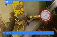 آموزش نصب برق کولر گازی