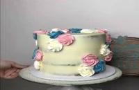 ایده طراحی کیک جشن پلاس