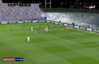 خلاصه مسابقه فوتبال رئال مادرید 2 - بارسلونا 1