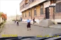 دوربین مخفی داعشی 6 بریدن سر