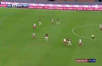خلاصه بازی فوتبال آث میلان 4 - مونزا 1
