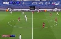 خلاصه مسابقه فوتبال رئال مادرید 3 - لیورپول 1