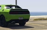 خودرو 2016 Dodge Challenger برای GTA V