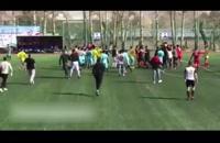 یک روز عادی در فوتبال تهران/ از کتککاری و چاقوکشی تا فحاشی به داور