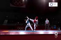 شکست میرهاشم حسینی در المپیک 2020