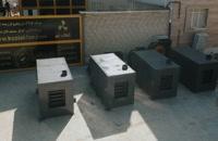 کوره هوای گرم ساخت شرکت کولاک فن 09121865671