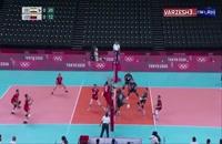 خلاصه والیبال ایران - ونزوئلا