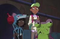 انیمیشن کیپو و عصر هیولاهای عجیب فصل دوم قسمت هشتم