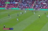 خلاصه مسابقه فوتبال منچسترسیتی 1 - تاتنهام 0