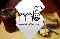 آموزش آشپزی طرز تهیه مربای توت فرنگی (میرزاشف)