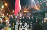 حاج حسن عابدی شاخصی شب های محرم