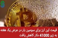 گزارش بازار های ارز دیجیتال- یکشنبه 11 مهر 1400