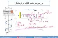 جلسه 138 فیزیک دوازدهم - نوسانگر هماهنگ ساده 1 - مدرس محمد پوررضا