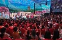 شب نشینی رادیو و تلویزیون مرکزی چین به مناسبت فرا رسیدن عید بهار