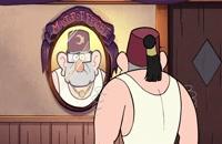 دانلود فصل 1 قسمت 12 انیمیشن آبشار جاذبه Gravity Falls با زیرنویس فارسی