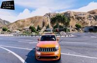 خودرو Jeep SRT-8 2015 برای GTA V
