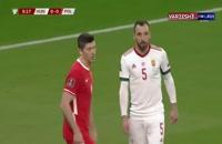 خلاصه مسابقه فوتبال مجارستان 3 - لهستان 3